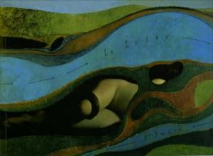 """""""La naissance de Vénus"""" d'Alexandre Cabanel revisitée par Max Ernst - 1962"""