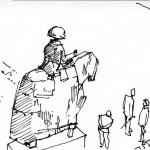 dama-a-caballo