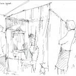 Installation de Catherine Legrand le 8 février