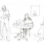 Performance littéraire de Martine Bel et Samuel Durand le 18 janvier