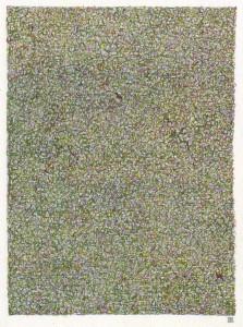 encre sur papier MdC 28X40 cm